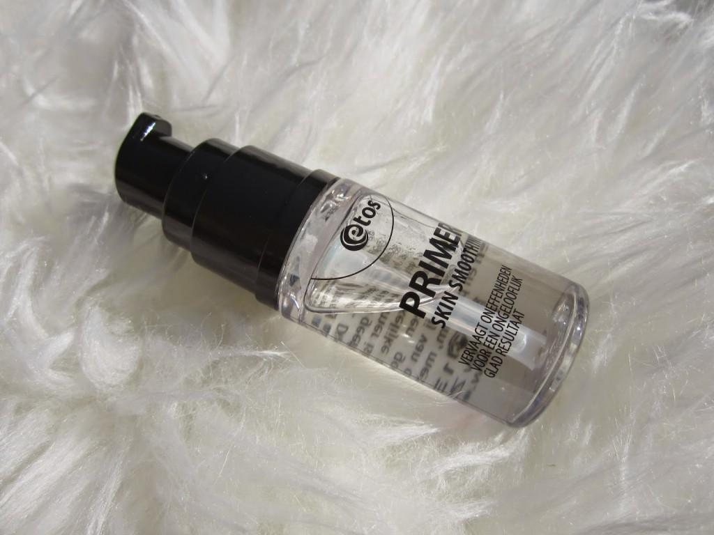 Make-up primer gebruiken