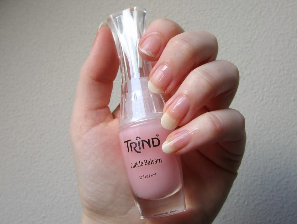 Trind nagelverzorging