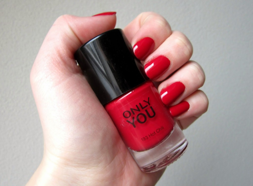 Only you nagellak review