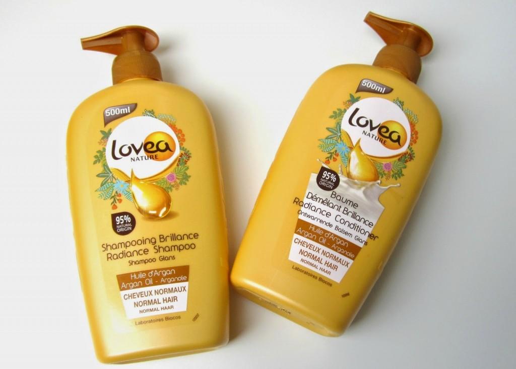 Lovea Shampoo en conditioner argan