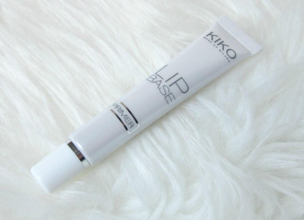 Kiko lip base primer