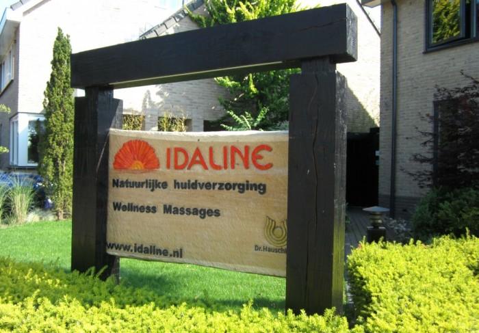 Klassieke Dr. Hauschka behandeling door Idaline
