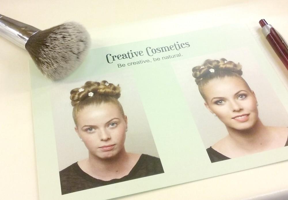 Creative Cosmetics workshop