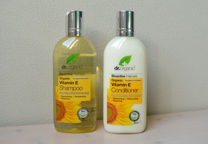 Low poo shampoo conditioner