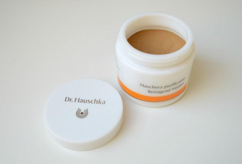 Dr. Hauschka reinigend masker