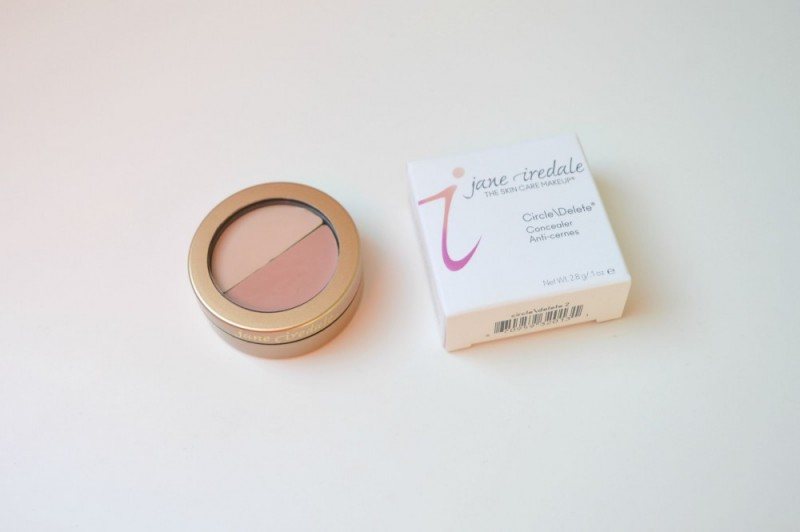 Jane iredale circle delete concealer review