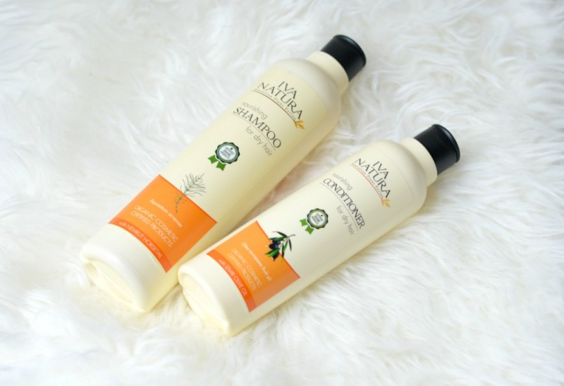 Iva Natura shampoo en conditioner