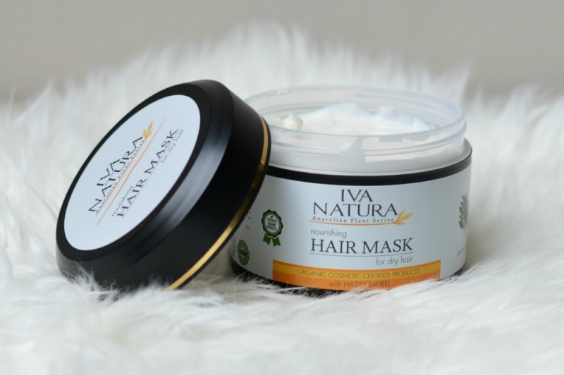 Iva Natura hair mask