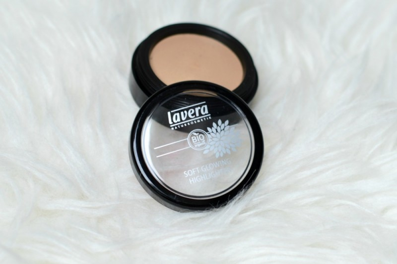 Lavera cream highlighter