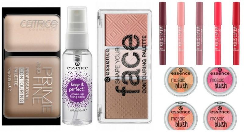 Make-up wishlist Essence Catrice