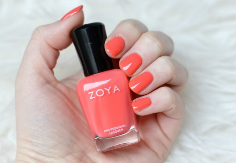 Zoya nagellak review