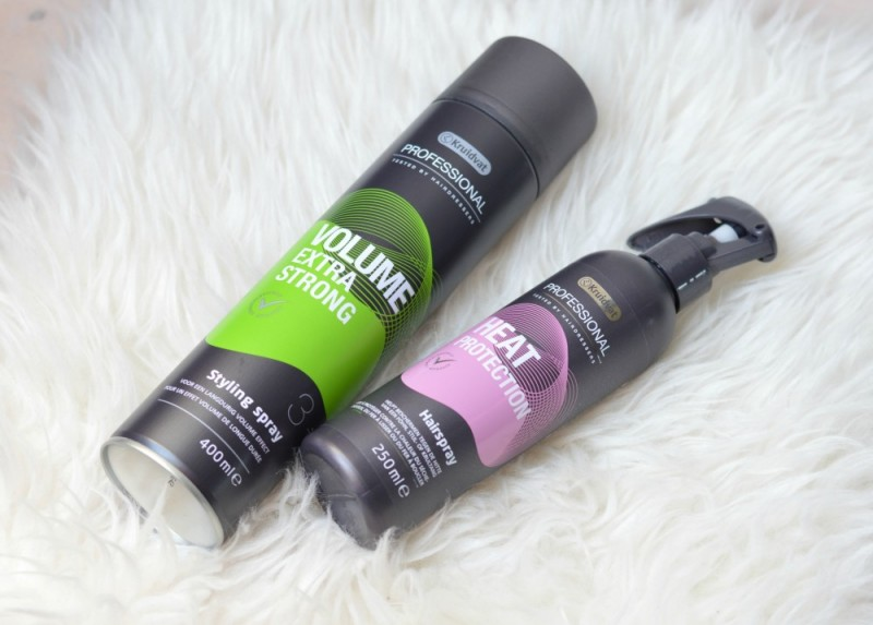 Kruidvat professional hair styling review