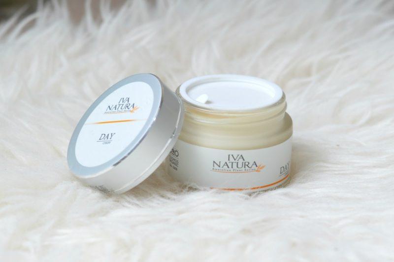Iva Natura moisturizing day cream vegan