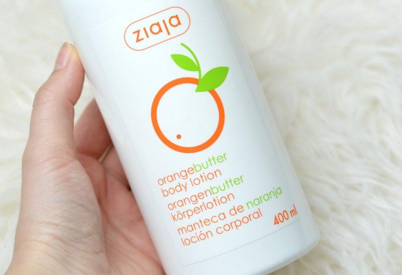 Review Ziaja sinaasappel body lotion