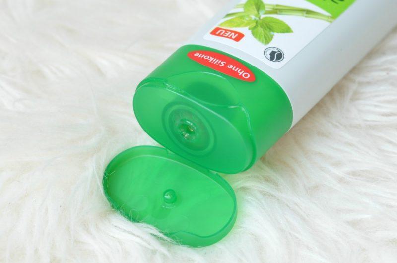 Alverde volumen shampoo