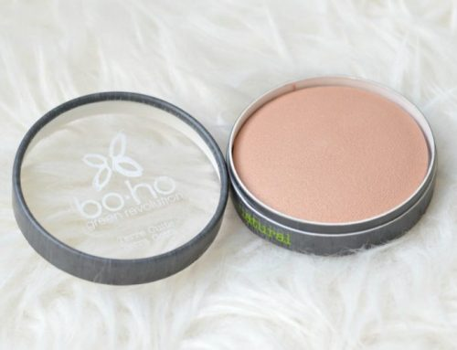 Boho terra cotta bronzer review – voor lichte huidjes!