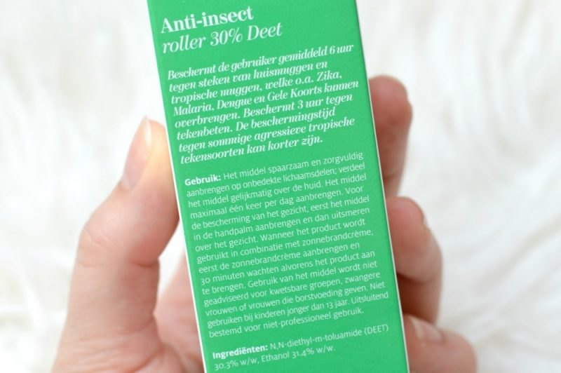 Etos anti insect deet roller