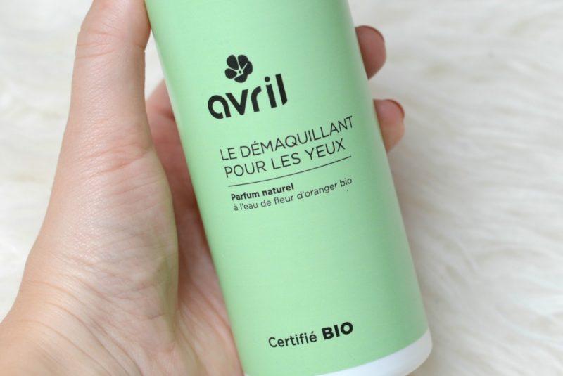 Avril eye make-up remover
