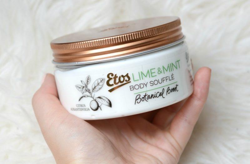 Etos botanical boost
