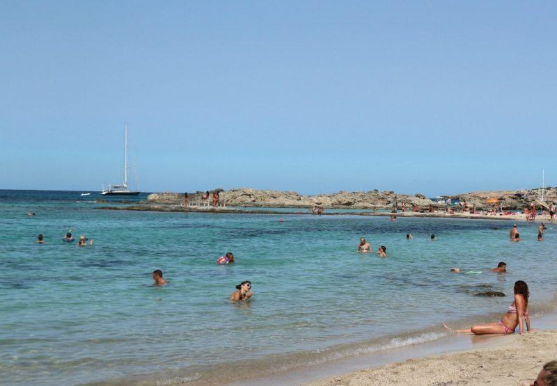 Een dagje op Formentera eiland