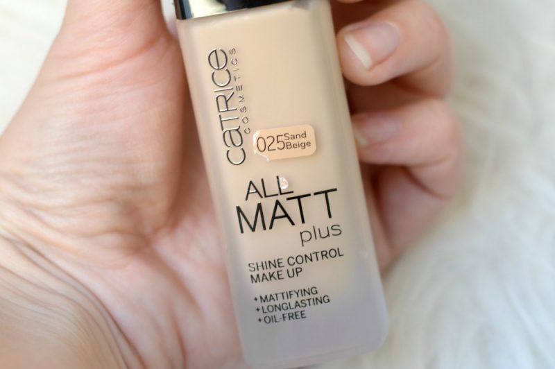 Catrice foundation multi review