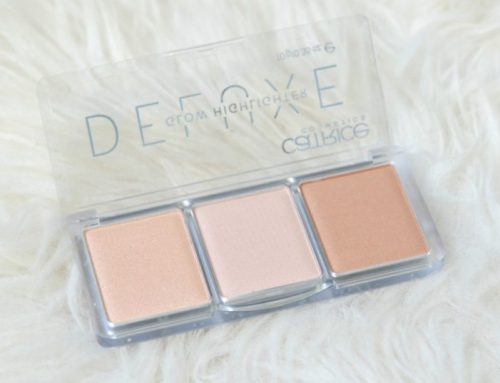 Review | Catrice deluxe glow highlighter palette