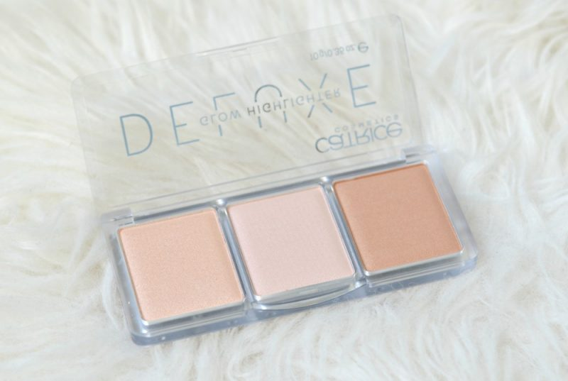 Catrice deluxe glow highlighter palette review