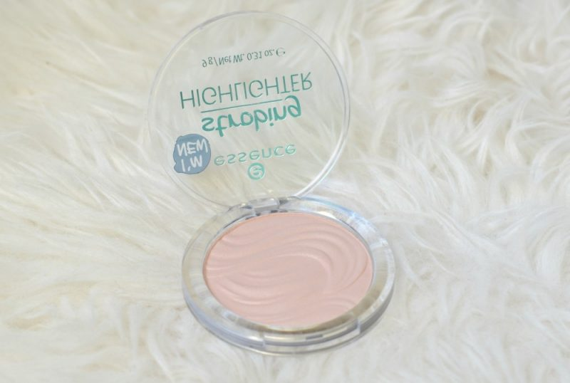 Essence strobing highlighter