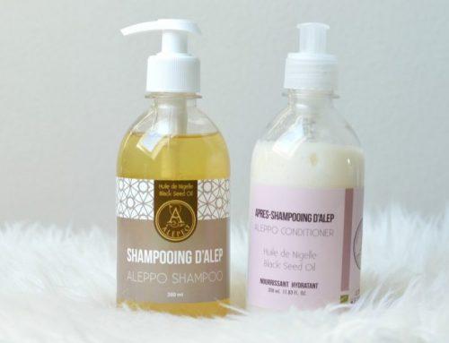 Aleppo shampoo en conditioner | Mijn haren worden niet schoon…