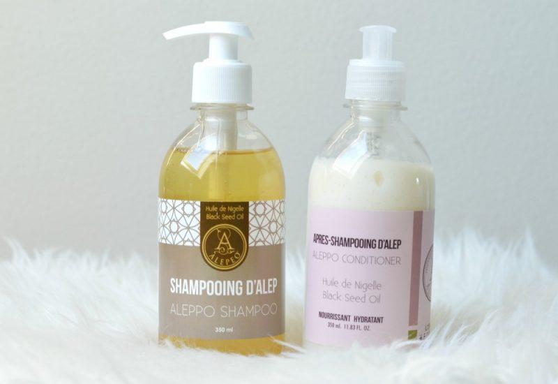 Aleppo shampoo en conditioner