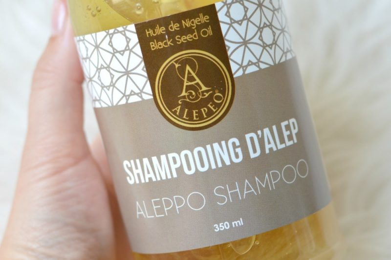 Aleppo shampoo black seed oil review