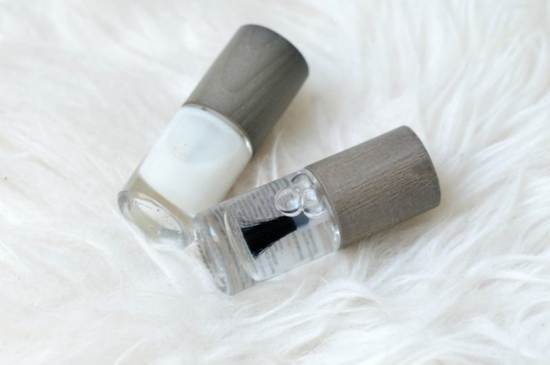 Boho base coat en nail hardner
