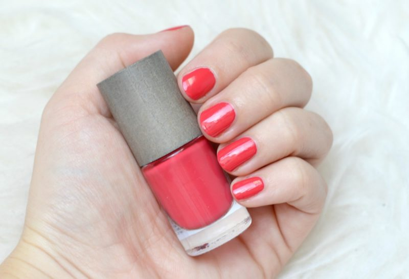 Boho nagellak rose chic swatch