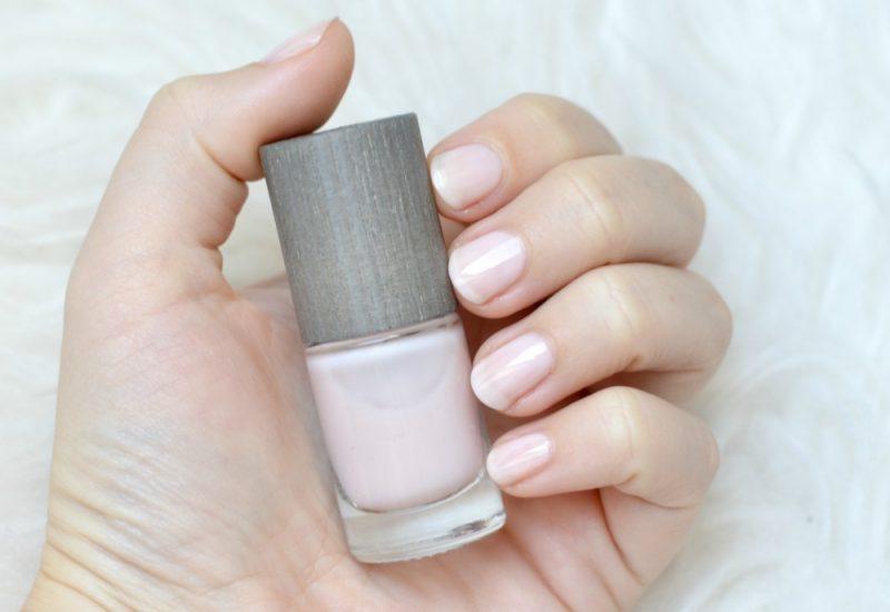 Boho nagellak rose blanche