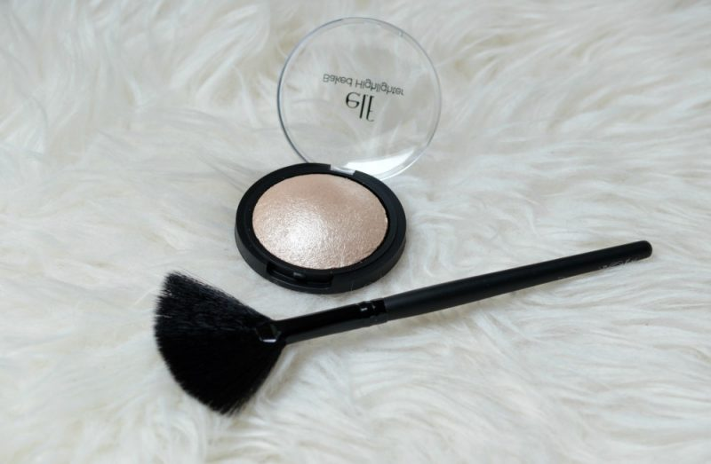 Eyes Lips Face baked highlighter review