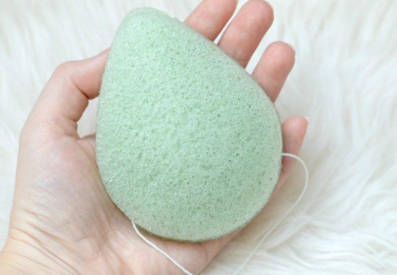 Lady Green Aloe Vera konjac sponge