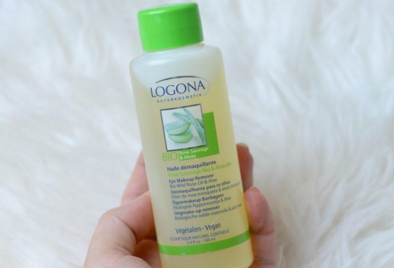 Logona eye make-up remover