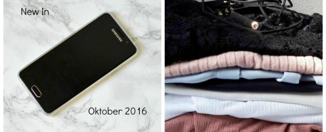 New In oktober 2016