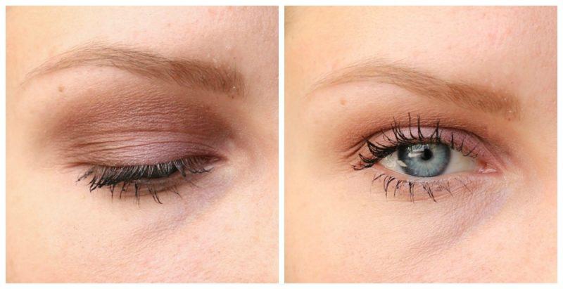 Essence vintage rose eye palette