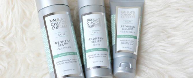 Paula's Choice calm redness relief review
