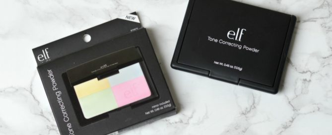 ELF Complexion Perfection poeder review