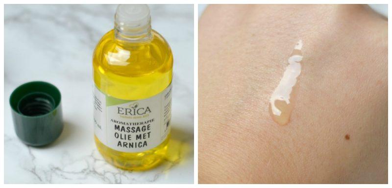 Erica aromatherapie massage olie