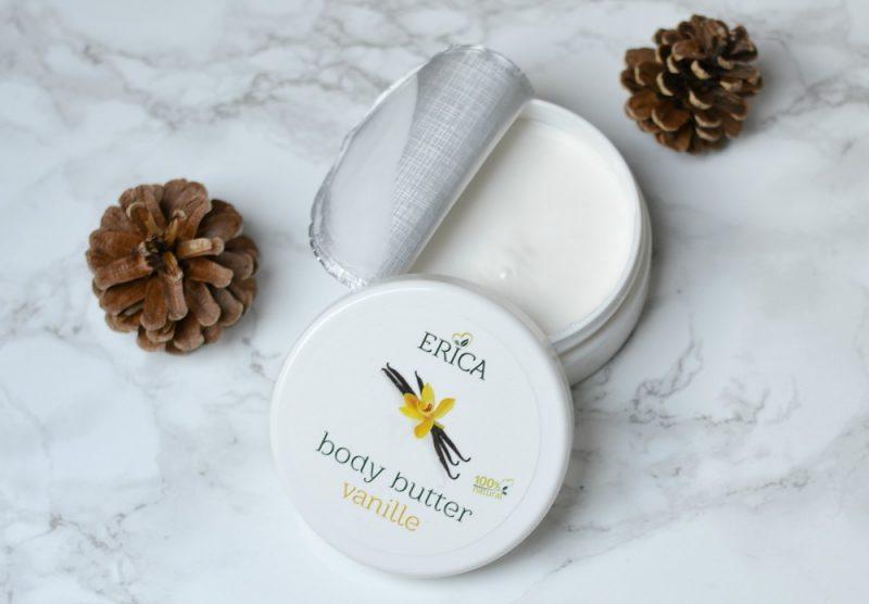 Erica body butter vanille