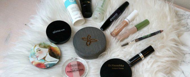 Natuurlijke en dierproefvrije make-up look
