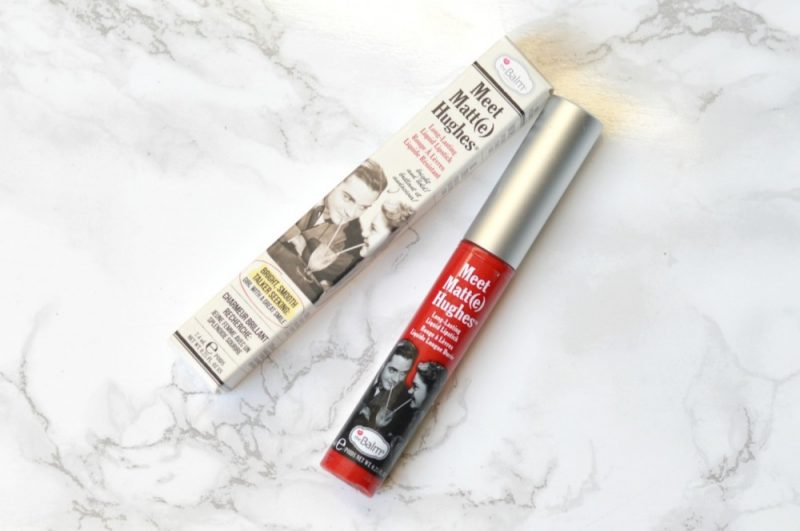 The Balm Meet Matte Hughes Devoted