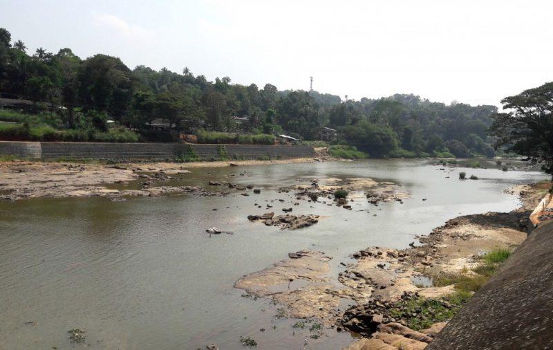 Sri Lanka dam
