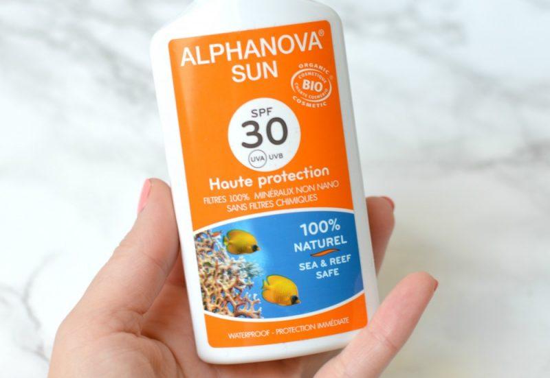 Alphanova sun spf 30 zonnebrand