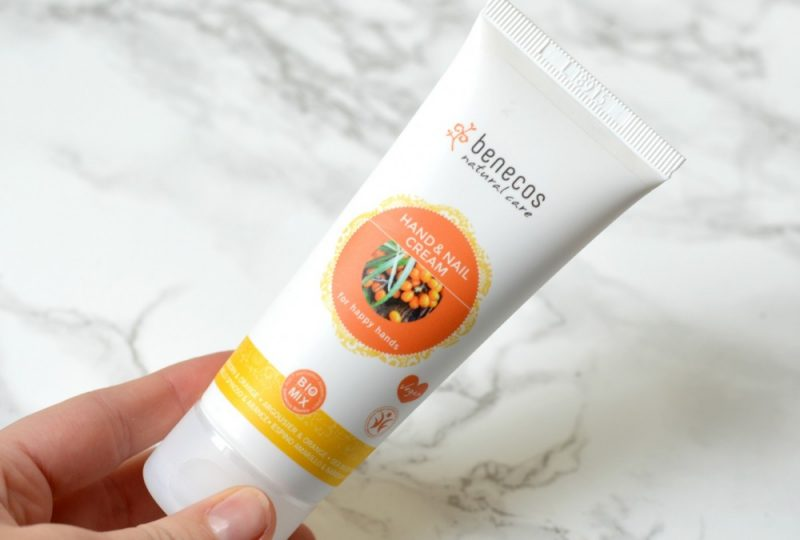 Benecos hand and nail cream