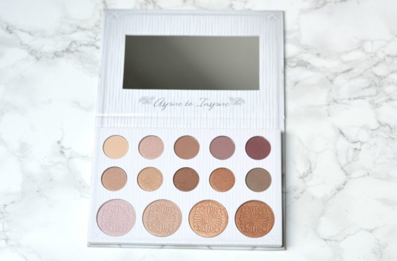 Bh's Cosmetics Carli Bybel Palette review