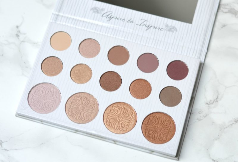 Review Bh's Cosmetics Carli Bybel Palette